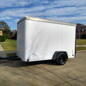 1999 Enclosed Trailer for Sale in Wylie, TX
