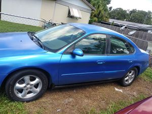 2002 Ford Taurus for Sale in Auburndale, FL