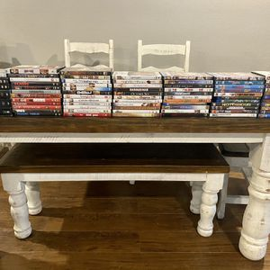 Lot of 74 DVDs for Sale in Houston, TX