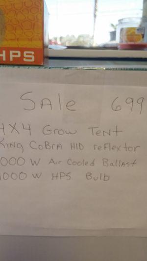 GROW PACKAGE for Sale in Tarpon Springs, FL