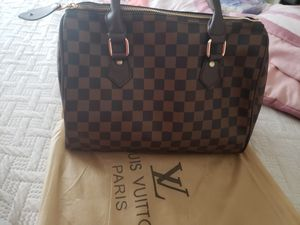 Louis Vuitton speedy bag for Sale in District Heights, MD