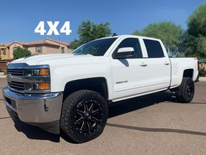 2018 Chevrolet Silverado 2500HD for Sale in Phoenix, AZ