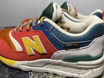 New Balance Little Kids' 997H Running Preschool Shoes Orange/Chambray for Sale in Washington,  DC