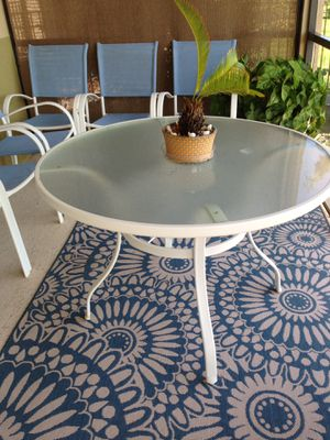 Patio furniture for Sale in Punta Gorda, FL