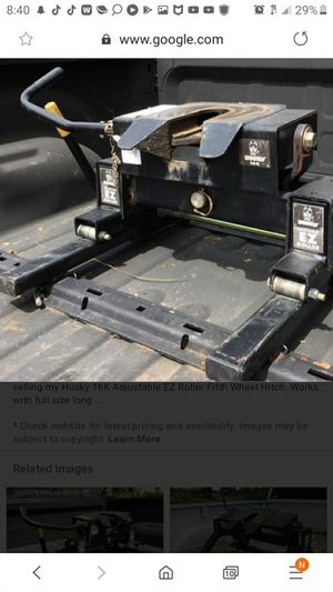 Camper hitch for Sale in Greensboro, NC