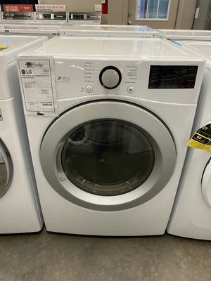 New LG Gas Dryer On Sale 1yr Factory Warranty for Sale in Chandler, AZ