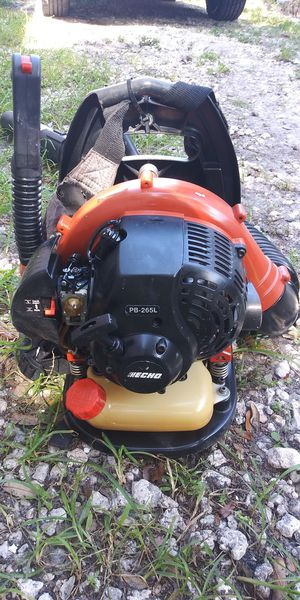 Echo back pack blower for Sale in Pembroke Pines, FL
