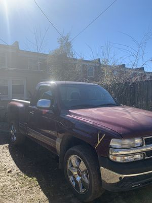 2000 Chevy silverado 1500 4x4 for Sale in Arbutus, MD
