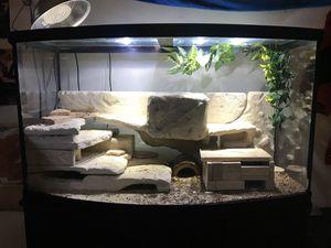 Aquarium / fish tank / terrarium for Sale in Holly Springs, NC