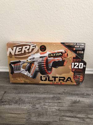 Nerf Ultra One gun for Sale in Santa Ana, CA