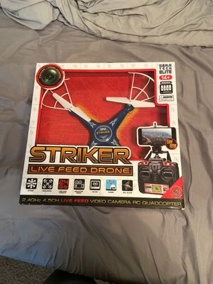 Striker live feed drone for Sale in Austin, TX