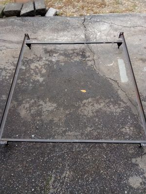FULL SIZE METAL BED FRAME for Sale in Plaistow, NH