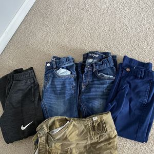 Size 5 Boys Pants for Sale in Shorewood, IL