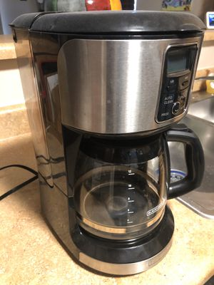 12 cup coffee maker for Sale in Glendale, AZ