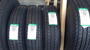 4 new trailer tires 205 75 15 for Sale in Orlando, FL