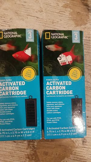 National Geographic carbon cartridges for Sale in Cincinnati, OH