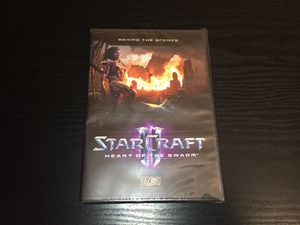 StarCraft II: Heart of the Swarm DVD and Blu-ray for Sale in Brooklyn, NY