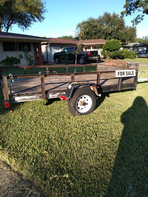 Home made Trailer for Sale in Texas City, TX