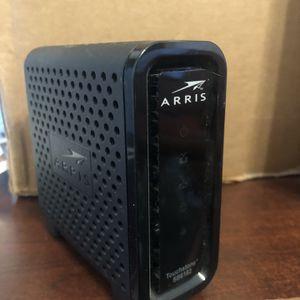 Arris Modem Touchstone SB6182 for Sale in Westport, MA