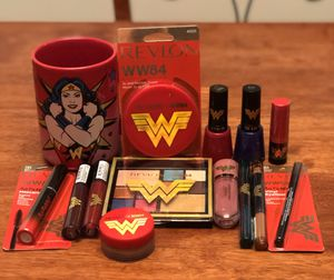 Wonder Woman Complete Beauty Set- Worth $200 for Sale in Homestead, FL