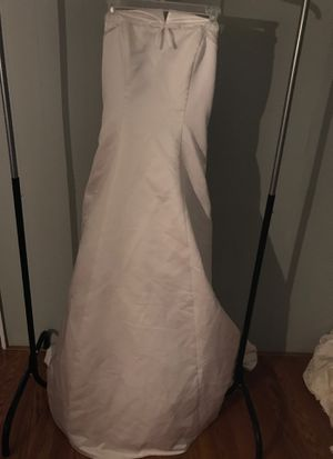 NEW white Wedding Dress Gown Size 14 for Sale in Graham, NC