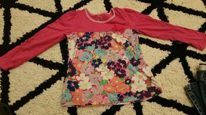 Girls 4T Flower Shirt for Sale in Baltimore, MD