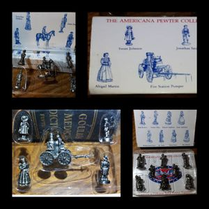 The Americana Pewter Collection for Sale in Springerville, AZ
