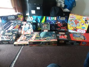 Star Wars Episode 1 collectors items for Sale in Kingsport, TN