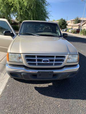 Ford Ranger 2002 nice truck for Sale in Avondale, AZ