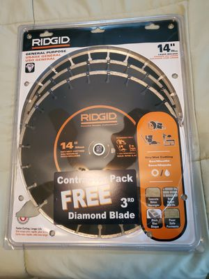 """Rigid 14"""" General Purpose Blades for Sale in Florissant, MO"""