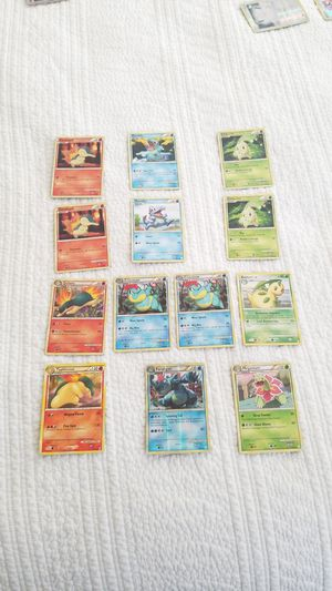 Pokemon card lot for Sale in Sharon, MA