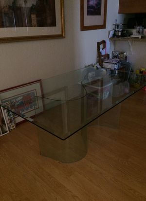 Glass dining table for Sale in Antioch, CA