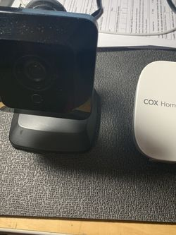 Cox Homelife Camera and Equipment. for Sale in Phoenix,  AZ