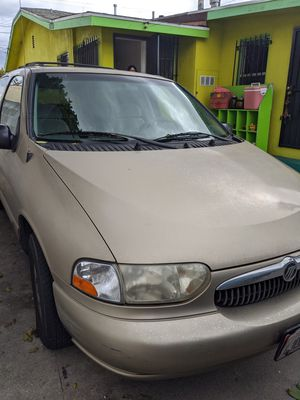 1999 Mercury Villager MiniVan for Sale in South Gate, CA