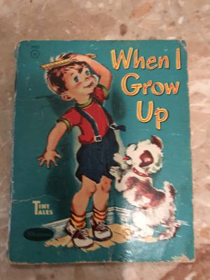 Antique children book for Sale in Oceanside, CA