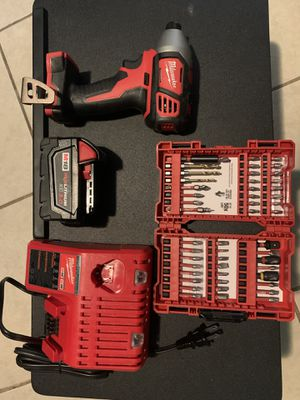 Milwaukee M18 Impact for Sale in CA, US