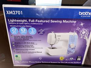 Brother xm2701 sewing machine for Sale in Sanford, NC