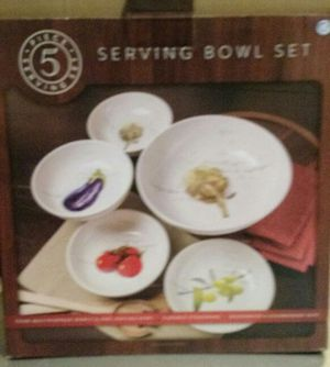 Serving bowls for Sale in Middletown, OH