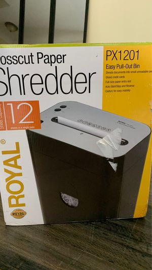 Paper shredder for Sale in Cleveland, OH