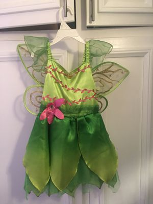 Size 2-3T. Disney. Tinkerbell costume for Sale in Montebello, CA