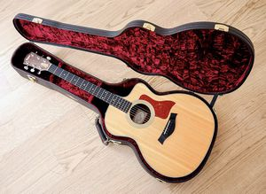 Taylor 214 ce Deluxe Natural Guitar for Sale in Salinas, CA
