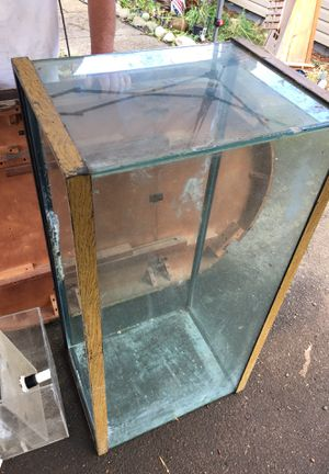Aquarium 80 gallons with bio filter for Sale in Oregon City, OR