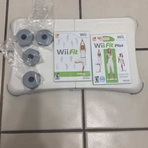 Wii Fit Games And Balance for Sale in Miami, FL