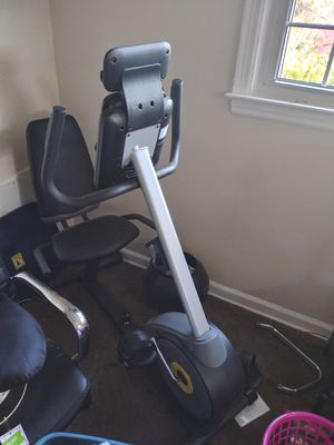 Gold's Gym exercise bike for Sale in NORTH PRINCE GEORGE, VA