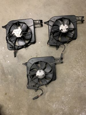 BMW MOTORCYCLE ENGINE FANS for Sale in Fresno, CA