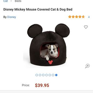 Diseny Mickey Mouse Dog Dome for Sale in Marina del Rey, CA