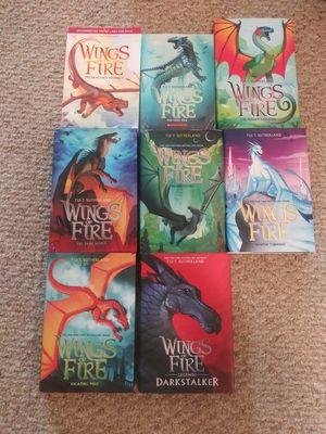 Wings of Fire series for Sale in Virginia Beach, VA