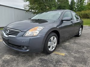 1 Owner Nissan Altima S Runs Excellent 2008 for Sale in South Elgin, IL