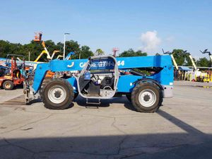2013 Genie GTH-844 Reach Forklift for Sale in West Palm Beach, FL