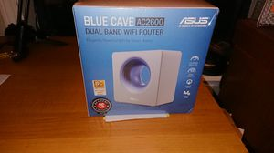 Asus blue cave router for Sale in Norcross, GA